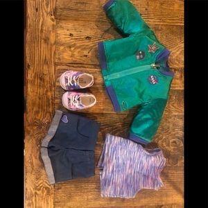 American girl Luciana outfit Euc